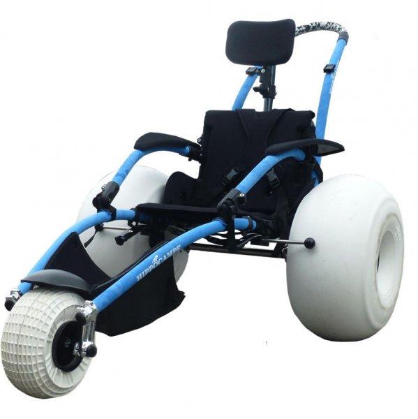 5e9149837fe Hippocampe All Terrain Chair – Beach Wheelchair – Beachwheels Australia