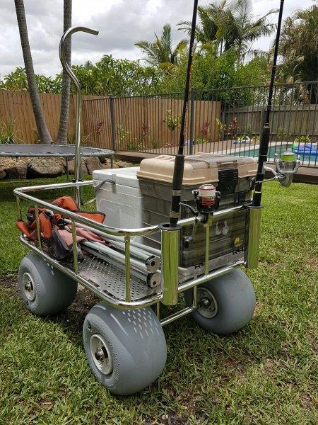 Wagon 6 (rod holder options)