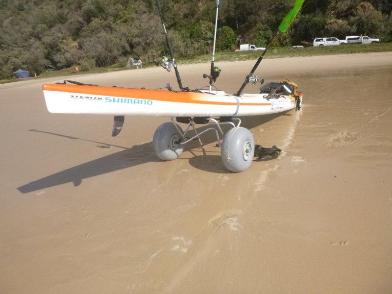 XL Kayak/Canoe Cart…