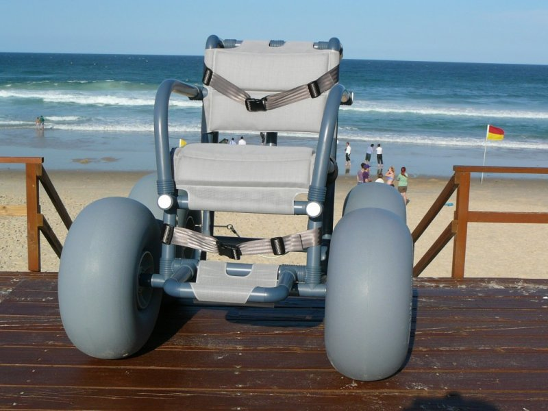 The BWA All-Terrain Chair