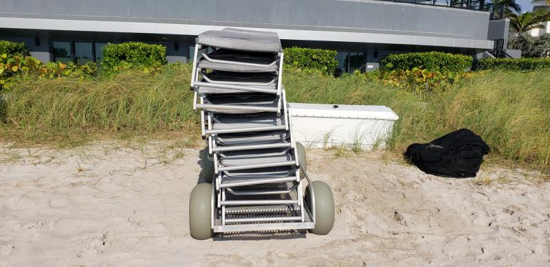 Beach Carts for all purposes...