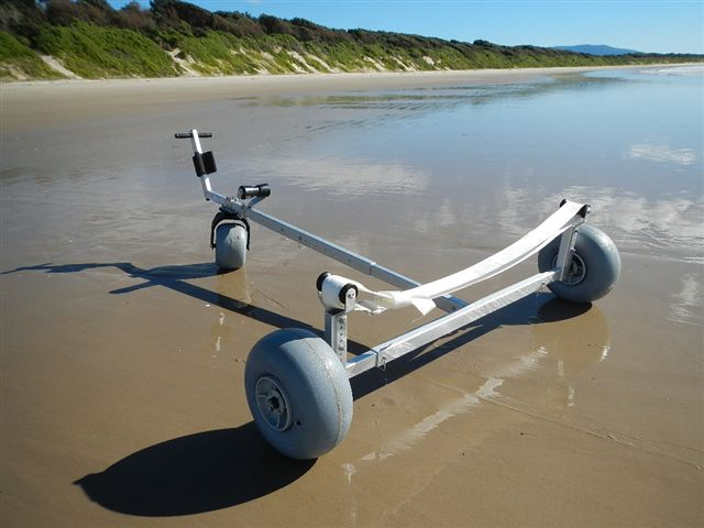 Modified Boat Dolly...