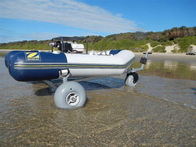 Small Boat Wheels : Beachwheels australia making life on the beach much easier…