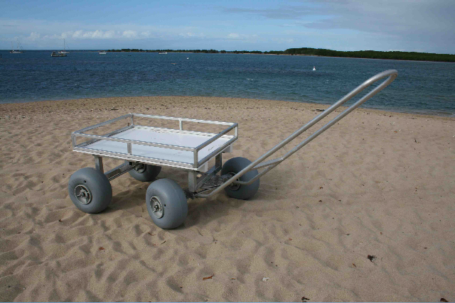 Beach Trolly