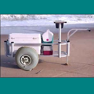 Convert your fishing cart