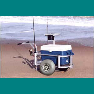 Convert your fishing cart