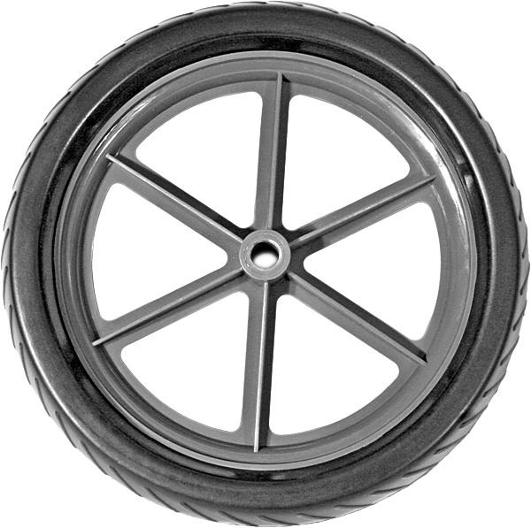 25 Cm Eva Utility Cart Wheel Beachwheels Australia