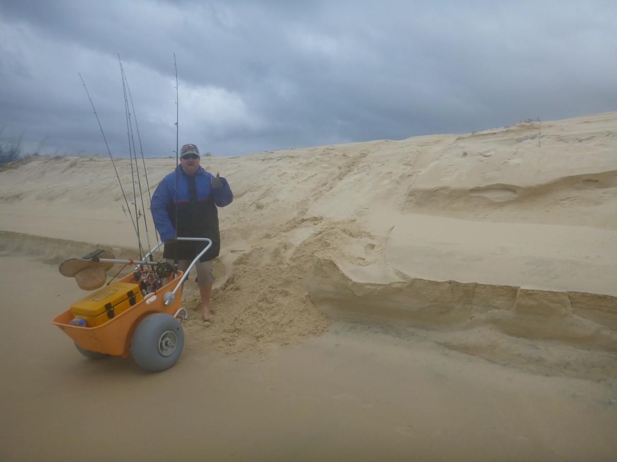 Wheeleez 174 Beach Cart Beachwheels Australia