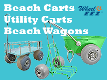 Beach Wagons Beach Carts