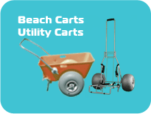 Beach Carts and Beach Trolleys