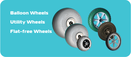 Beach Wheels, Utility Wheels, Balloon Wheels