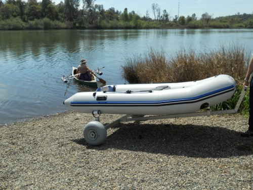 Small Boat Dollies