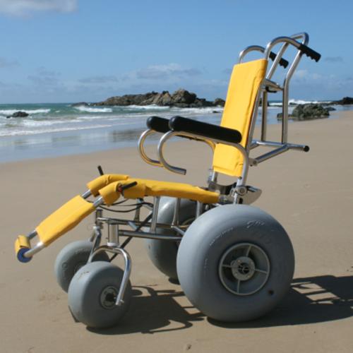 Sandpiper 174 All Terrain Chair Beachwheels Australia