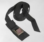 4 m Cam Buckle Tie Down Straps (1 pair)